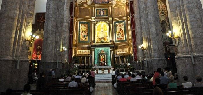 Iglesia de la Madre de Dios.