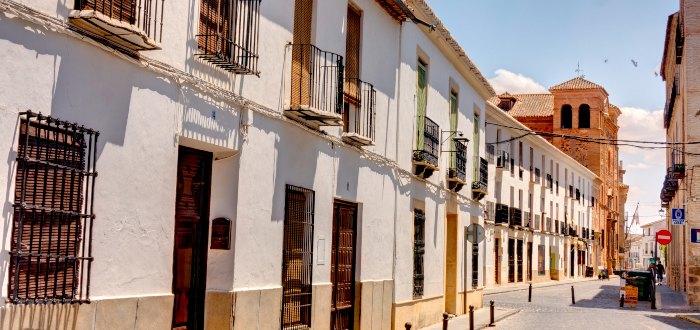 Qué ver en Almagro: Antigua Puerta de Valenzuela.