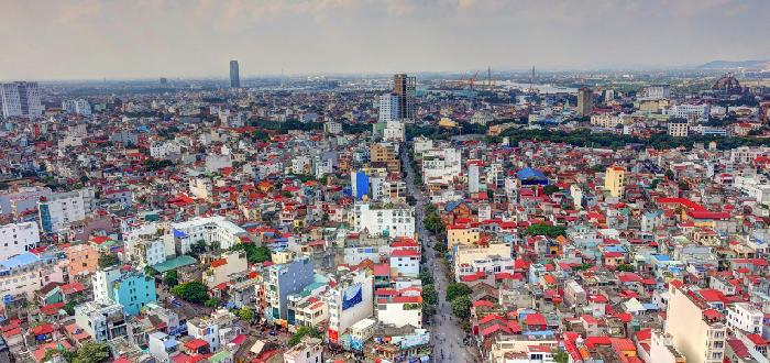 Ciudades de Vietnam | Hai Phong
