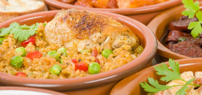 Comida Cubana| Arroz con pollo