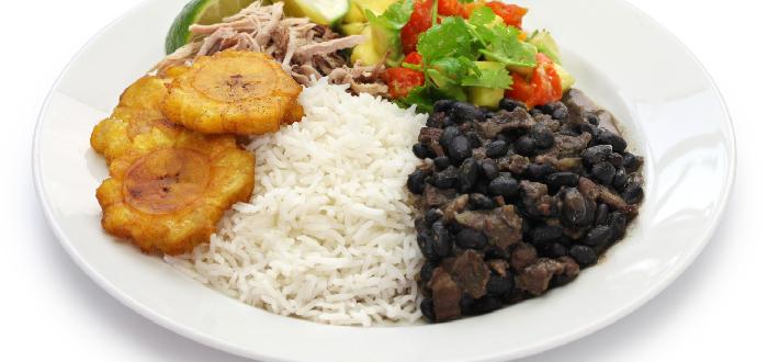 Comida Cubana | Frijoles negros cubanos