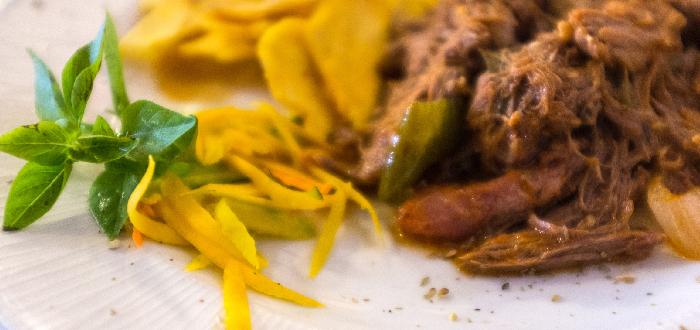 Comida Cubana | Ropa Vieja