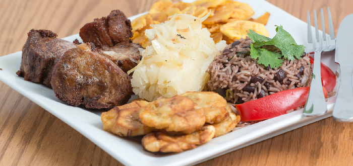 Comida Cubana | Yuca con Mojo