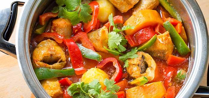 Comida Típica de Portugal | Caldeirada de Peixe
