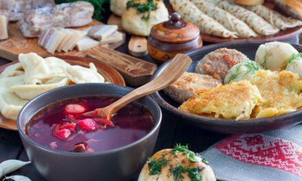 Comida típica de Rusia | 10 platos imprescindibles