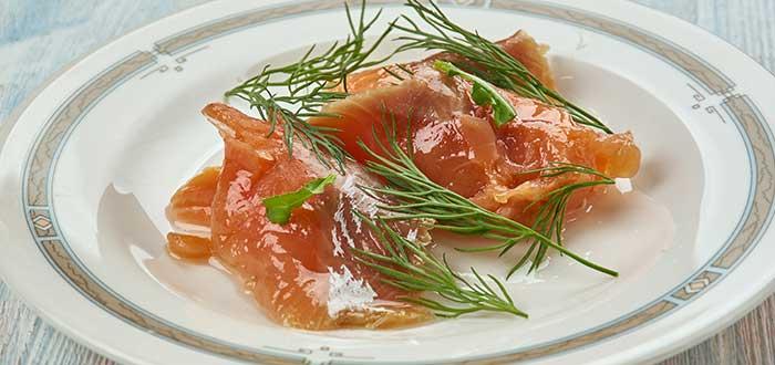 Comida Típica de Suecia | Gravad Lax