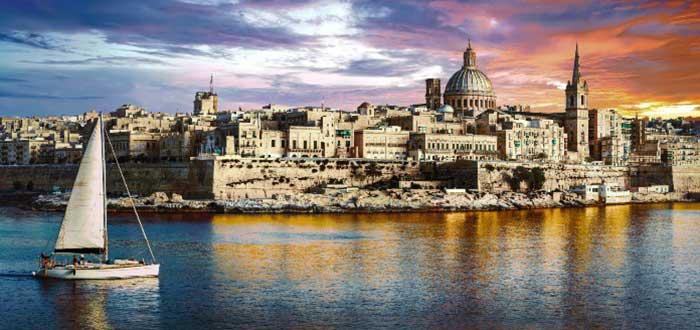 Destinos baratos en Europa   Malta