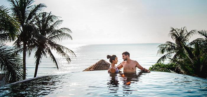 Los mejores hoteles para un viaje de completo relax con tu pareja 2