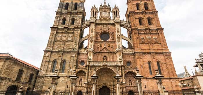 Qué ver en Astorga   Catedral de Santa María de Astorga