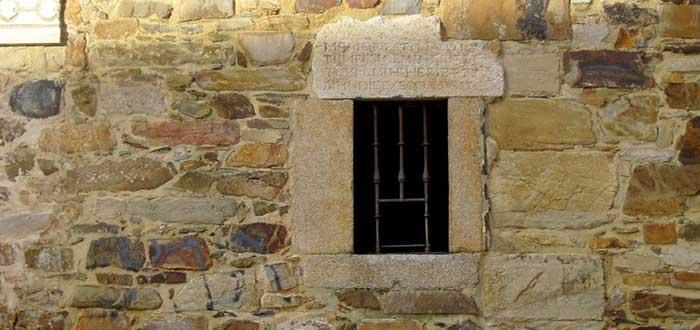 Qué ver en Astorga   Celda de las Emparedadas