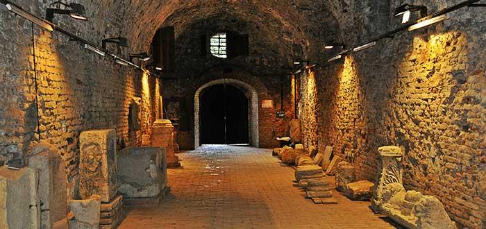 Qué ver en Astorga   Museo Romano la Ergástula