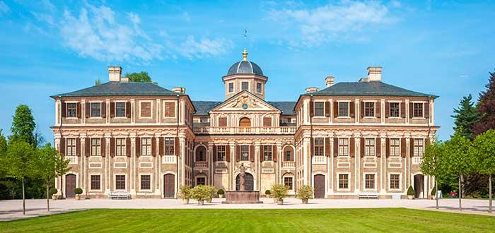 Qué ver en Baden-Baden   Schloss Favorite