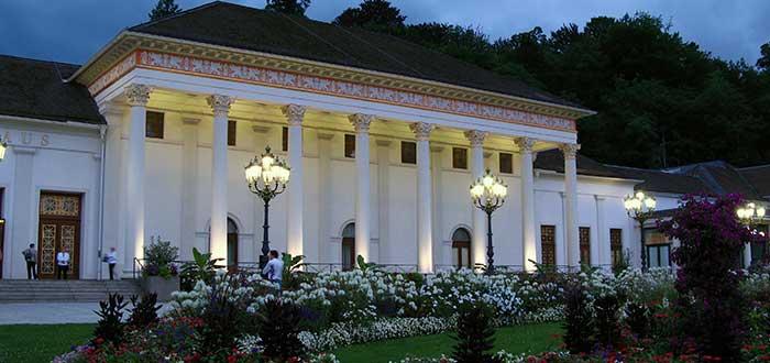 Qué ver en Baden-Baden   The Baden-Baden Casino