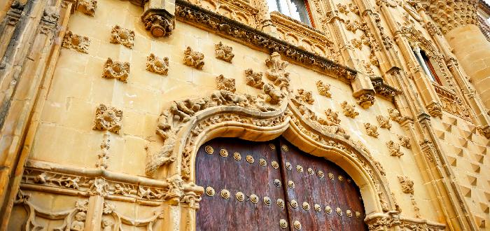 Qué ver en Baeza Palacio de Jabalquinto