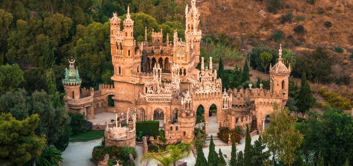 Qué ver en Benalmádena | Castillo Monumento Colomares