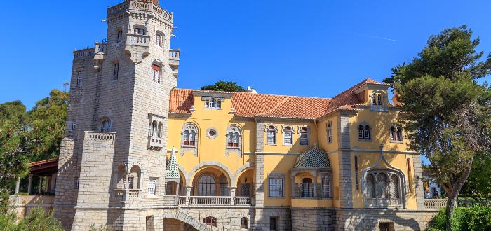 Qué ver en Cascais   Museo Condes de Castro Guimarães