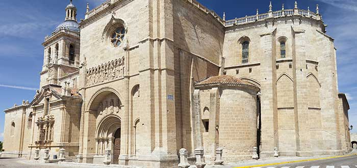 Qué ver en Ciudad Rodrigo   Catedral de Ciudad Rodrigo