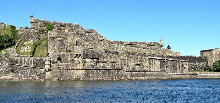 Qué ver en Ferrol | Castillo de San Felipe