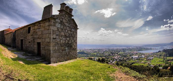 Qué ver en Ferrol | Ermita de Chamorro