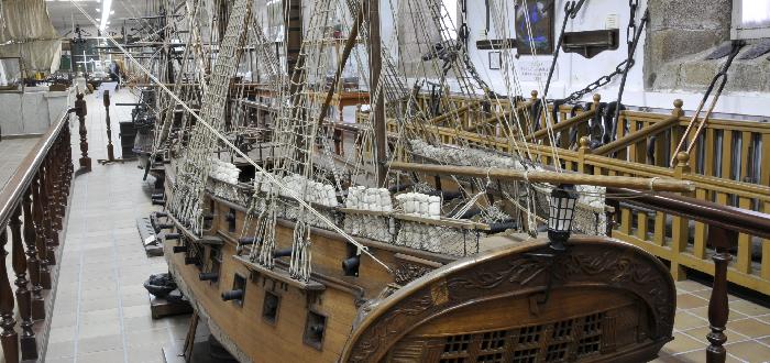 Qué ver en Ferrol | Museo Naval de Ferrol