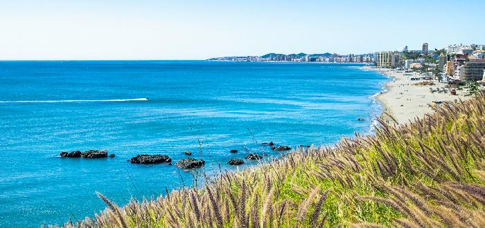 Qué ver en Fuengirola | Playa de Carvajal