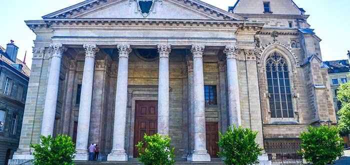 Qué ver en Ginebra | Catedral de San Pedro de Ginebra