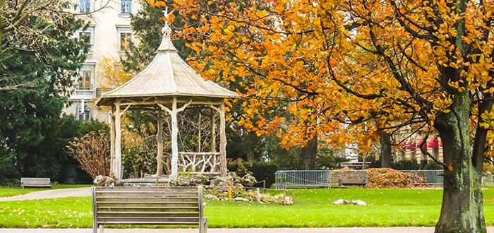Qué ver en Ginebra | Jardín Inglés