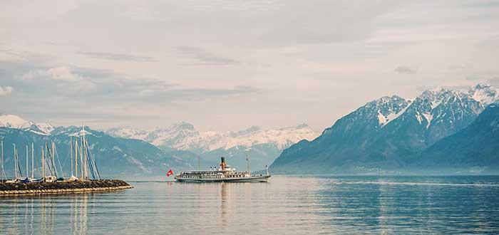 Qué ver en Ginebra | Lago Lemán