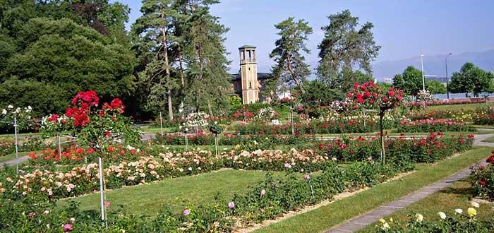 Qué ver en Ginebra | Parc de la Grange