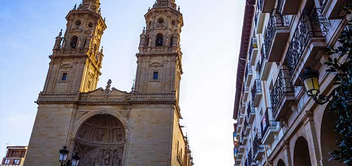 Qué ver en Logroño   Concatedral de Longroño