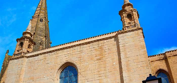 Qué ver en Logroño   Iglesia de Santa María de Palacio
