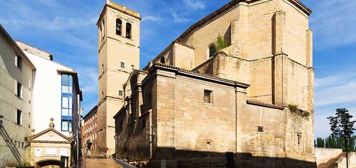 Qué ver en Logroño   Iglesia de Santiago el Real