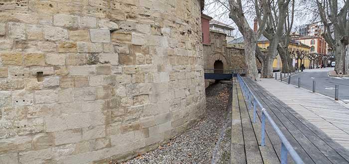 Qué ver en Logroño   Muralla del Revellín