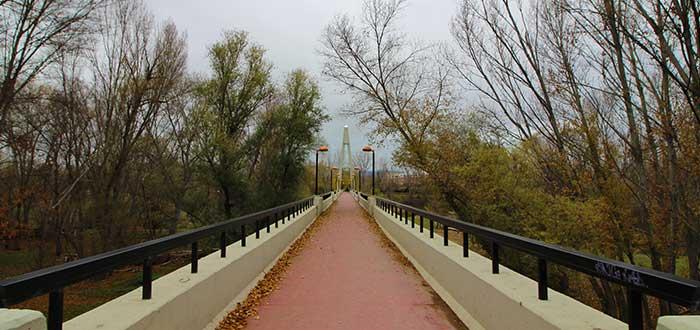 Qué ver en Logroño   Parque del Ebro