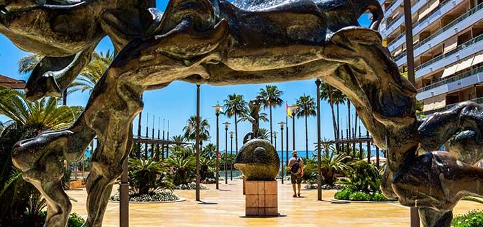 Qué ver en Marbella | Avenida del Mar
