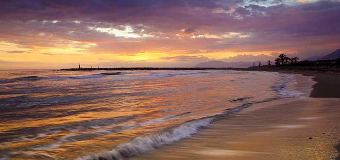 Qué ver en Marbella | Playa Cabopino
