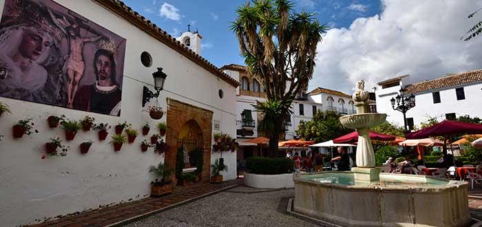 Qué ver en Marbella | Plaza de los Naranjos