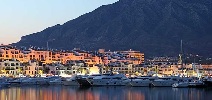 Qué ver en Marbella | Puerto Banús