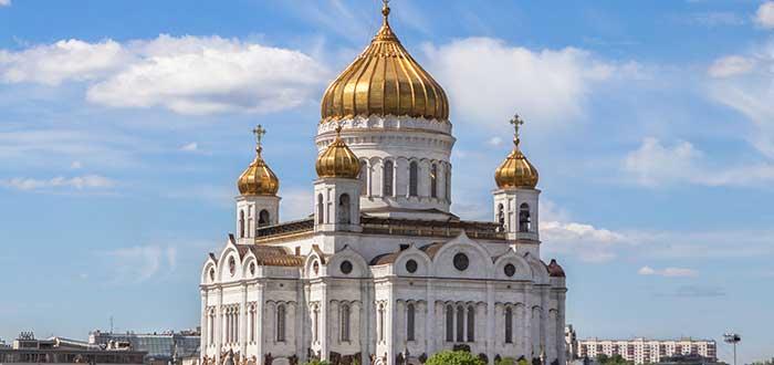 Qué ver en Moscú | Catedral de Cristo Salvador de Moscú