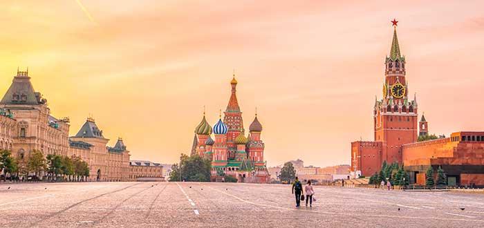 Qué ver en Moscú | Plaza Roja