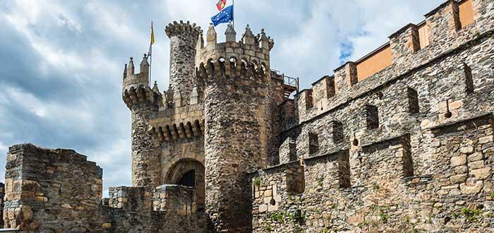 Qué ver en Ponferrada | Castillo de los Templarios