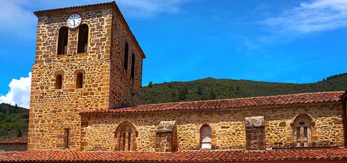 Qué ver en Potes | Iglesia de San Vicente