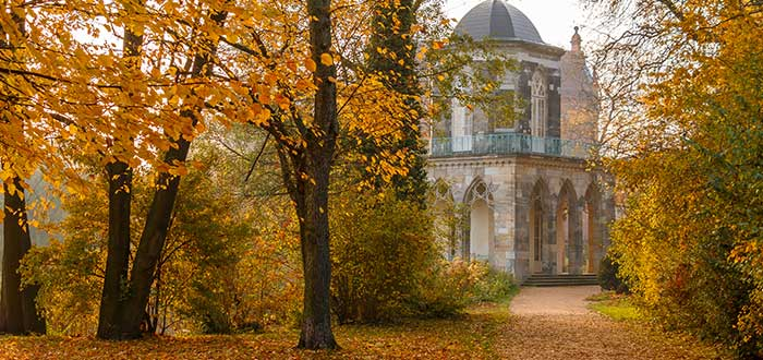 Qué ver en Potsdam | Neuer garten
