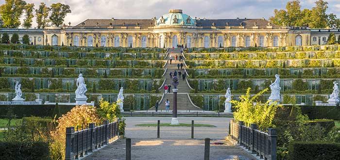 Qué ver en Potsdam | Palacio de Sanssouci