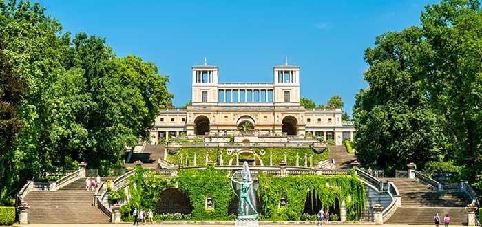 Qué ver en Potsdam | Palacio de la Orangerie