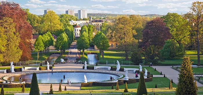 Parque de Sanssouci