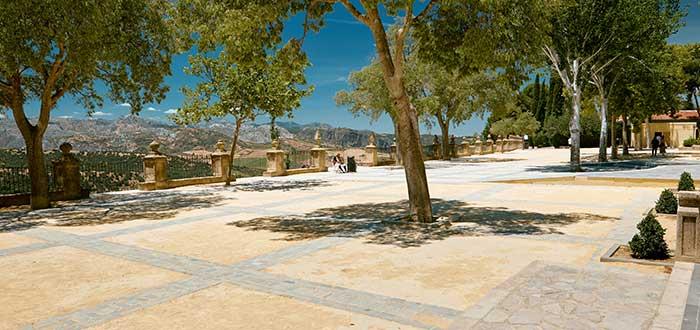 Qué ver en Ronda | Alameda del Tajo