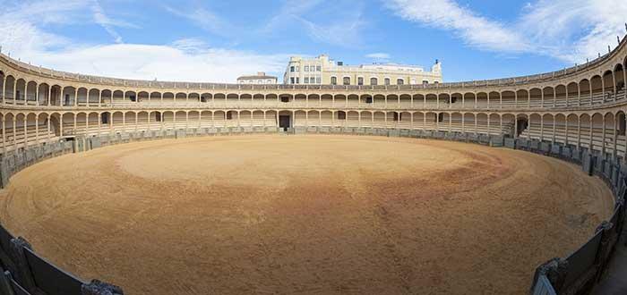 Plaza de Toros de la Real Maestranza de Caballería de Ronda
