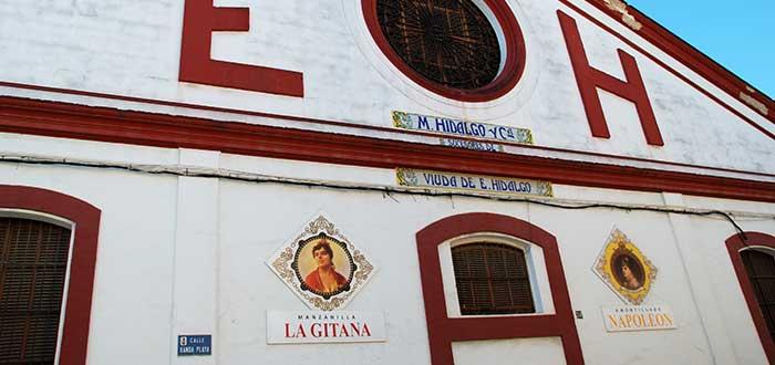 Qué ver en Sanlúcar de Barrameda | Bodegas Hidalgo la Gitana