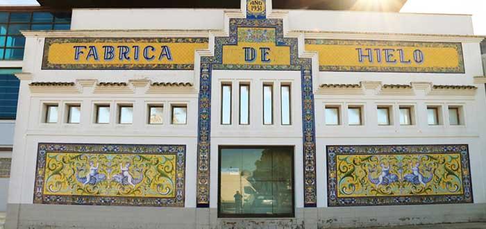 Qué ver en Sanlúcar de Barrameda | Fábrica de hielo